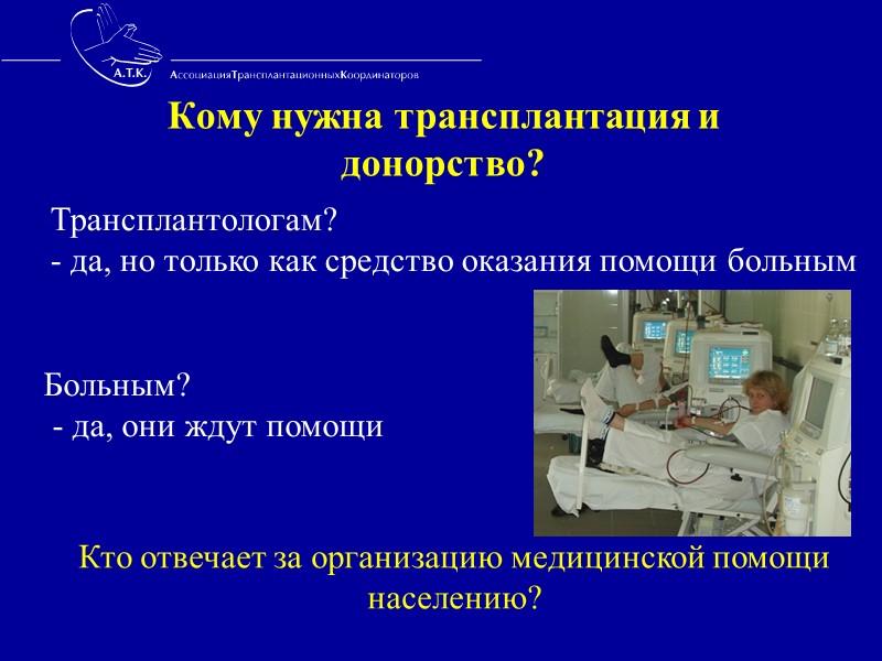 Мультиорганная эксплантация