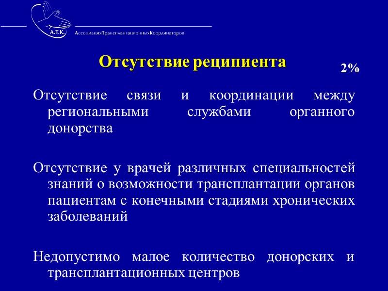 Решение о возможности изъятия органов    и рекомендации для использования в клинической