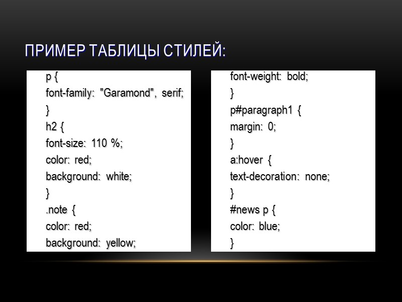Промежуток между рамками задается определением свойства border- spacing .