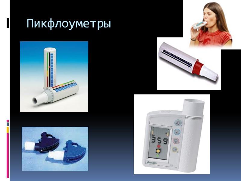 Основные параметры спирограммы Дыхательный объем (ДО) — объем воздуха, вдыхаемого и выдыхаемого при нормальном