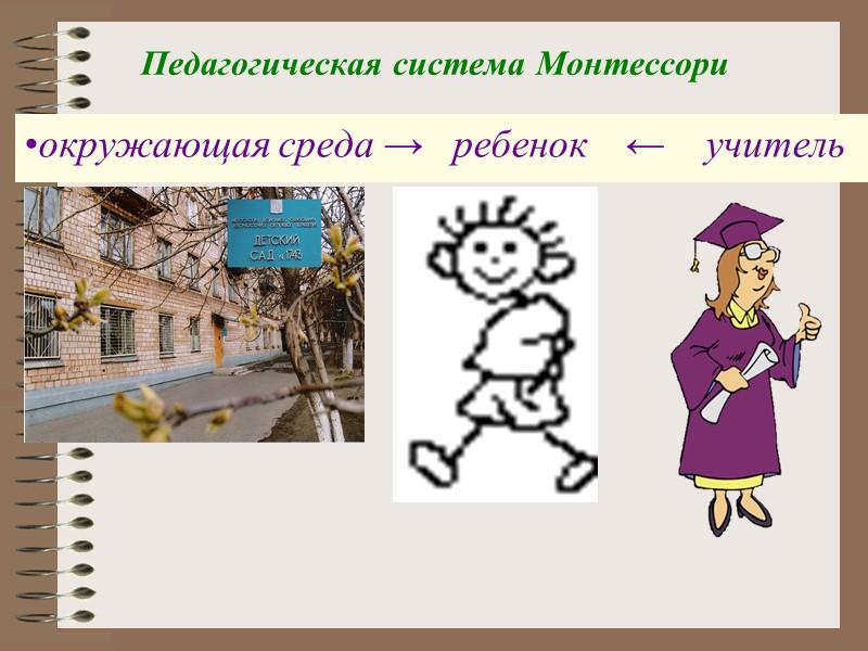 Особенности методики  Вальдорфские школы работают по принципу «неопережения» развития ребенка, но предоставления всех