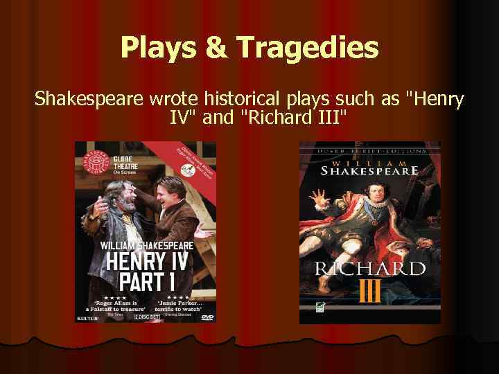 "shakespeare as a tragedy writer ""the plays of william shakespeare in ten volumes: with corrections and illustrations of various commentators"", p232 make me a willow cabin at your gate, and call upon my soul within the house write loyal cantons of contemned love and sing them loud even in the dead of night."