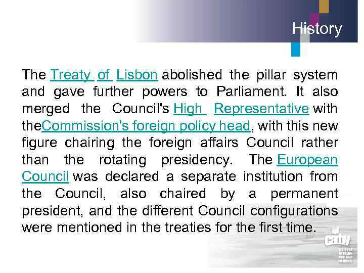 europe the lisbon treaty essay Treaty of lisbon is the culmination of many years of negotiations highlighted by heated debates, compromise, and disappointments all twenty seven members of the european union signed the agreement with czech republic president vaclac klaus being the last signator opening a whole new era in human rights and responsibilities on the continent of europe.