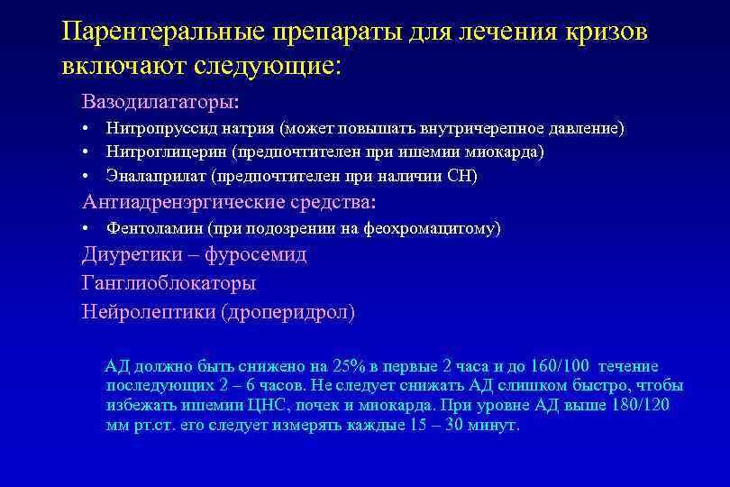 Нитроглицерин повышенным внутричерепным давлением
