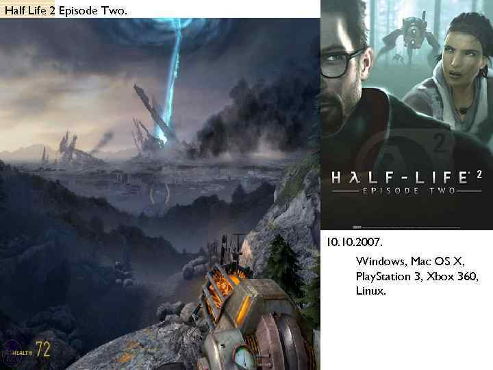История серии видеоигры Half Life 24 04