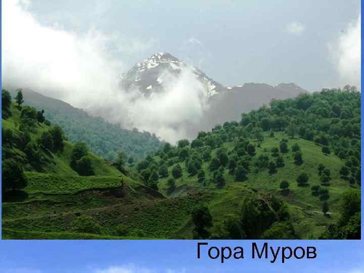 Гора Муров
