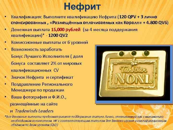 Нефрит • Квалификация: Выполните квалификацию Нефрита (120 QPV + 3 лично спонсированных , «Размещённых