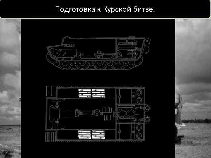 Подготовка к Курской битве. Две шокирующие новинки от немцев перед Курской битвой: Pz. Kpfw