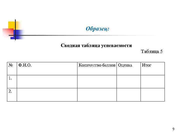 Таблица для подписи учебников картинки