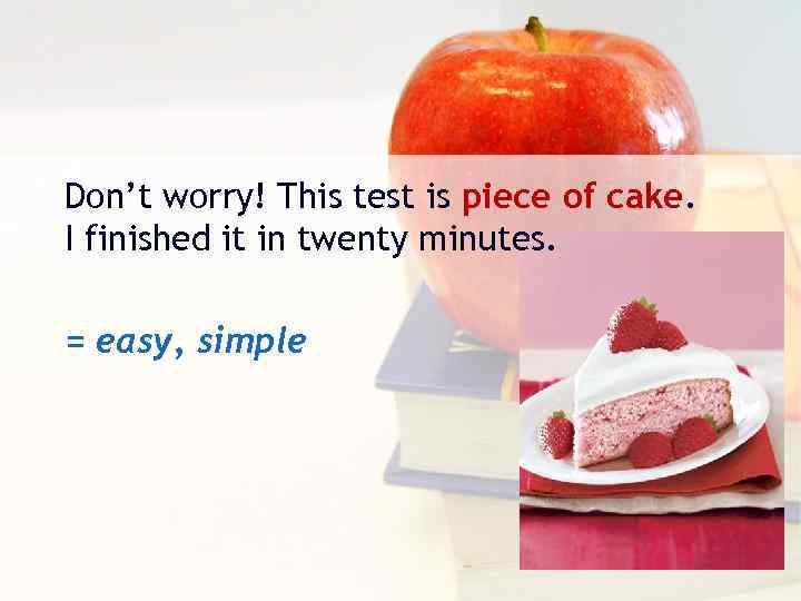 Don't worry! This test is piece of cake. I finished it in twenty minutes.