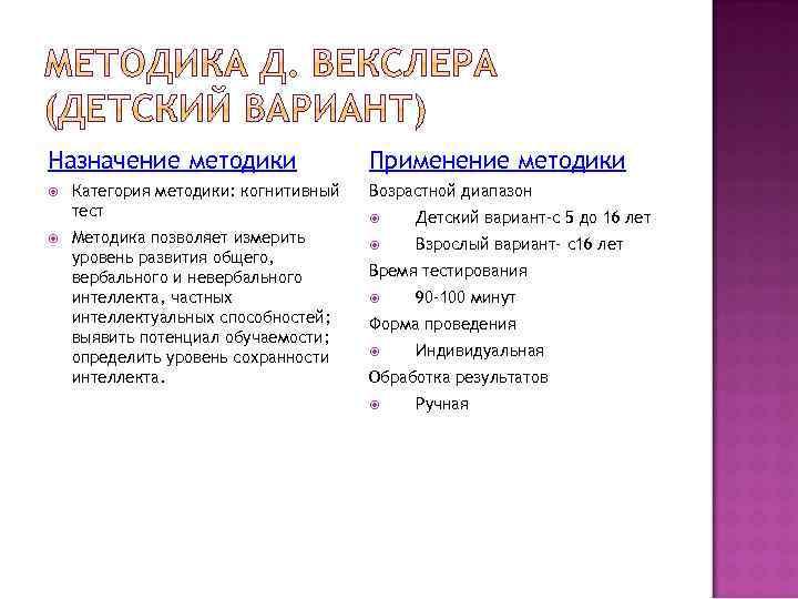 ТЕСТ ВЕКСЛЕРА ДЕТСКИЙ ВАРИАНТ СКАЧАТЬ БЕСПЛАТНО