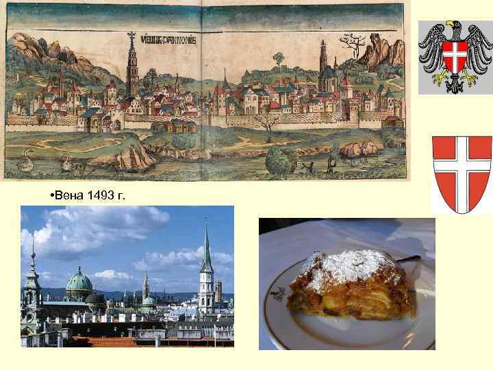 Вена • Вена 1493 г.