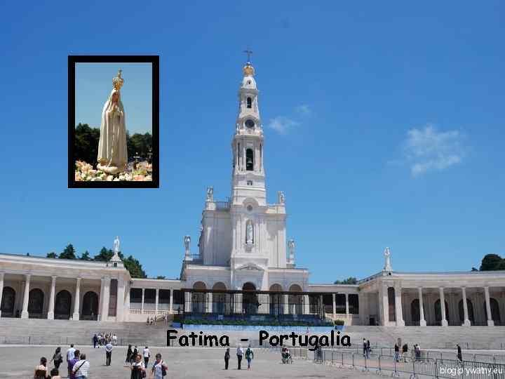 Fatima - Portugalia