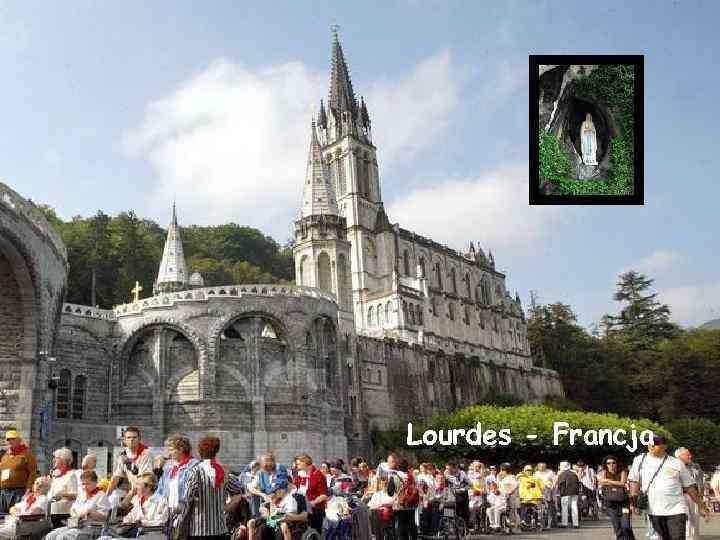 Lourdes - Francja
