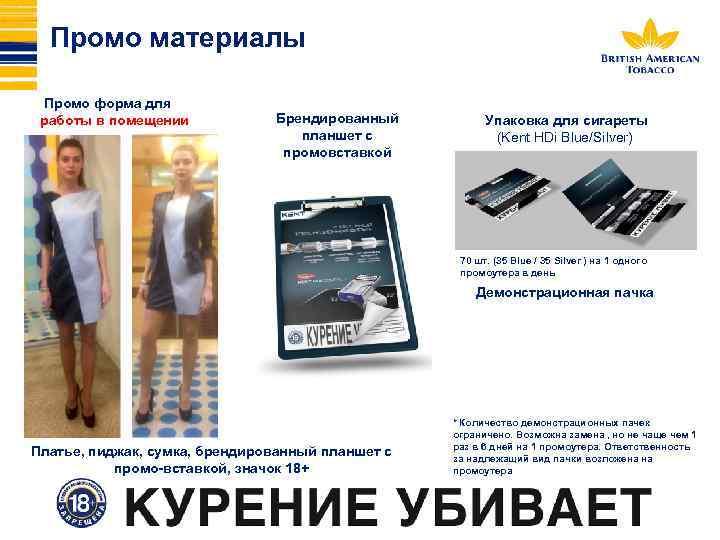 Промо материалы Промо форма для работы в помещении Брендированный планшет с промовставкой Упаковка для