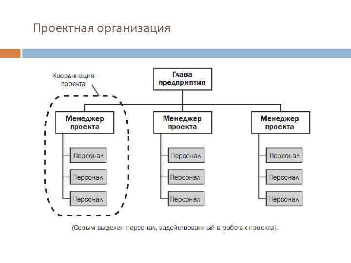 Проектная организация