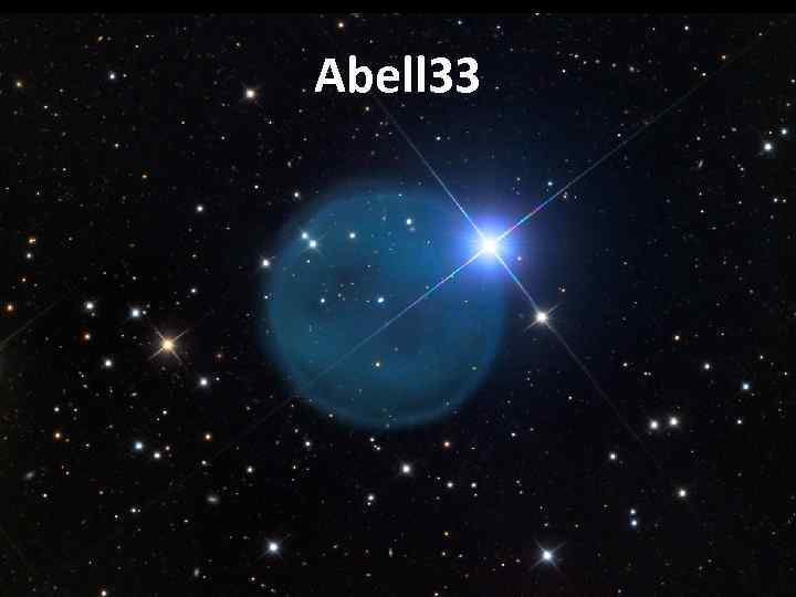 Abell 33