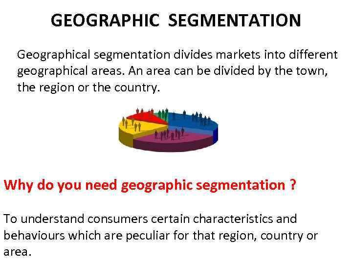 geographic segmentation of tesco A quiz to test pupil's knowledge on market segmentation geographic b geo demographic 5 which is an example of demographic segmenation (gender) a tesco.