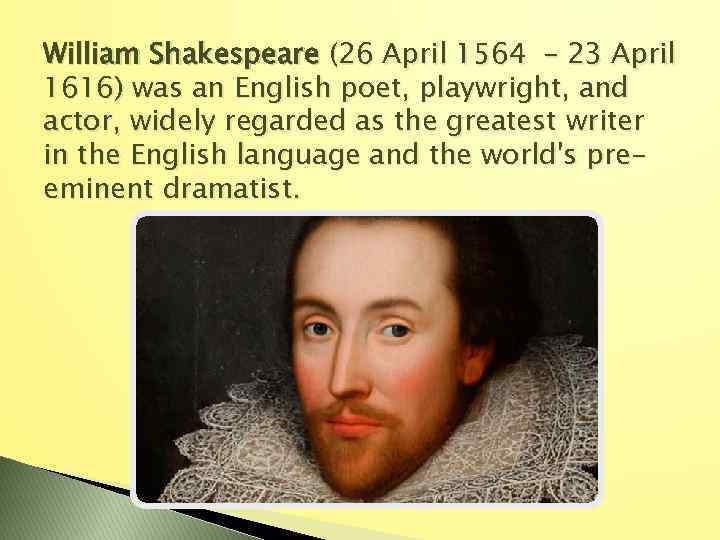 william shakespeare the greatest writer 2 essay Free coursework on essay on william shakespeares life from essayukcom, the uk essays company for essay, dissertation and coursework writing.