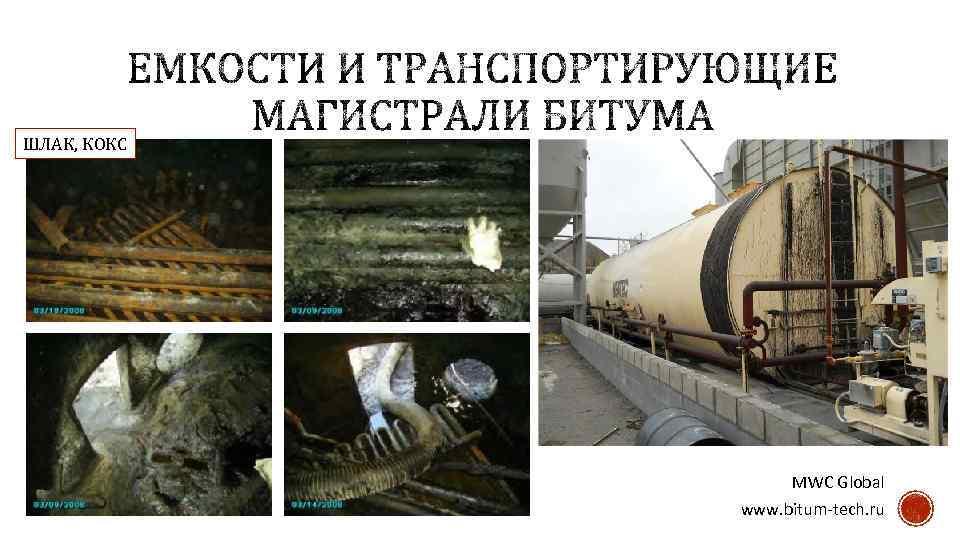 ШЛАК, КОКС MWC Global www. bitum-tech. ru