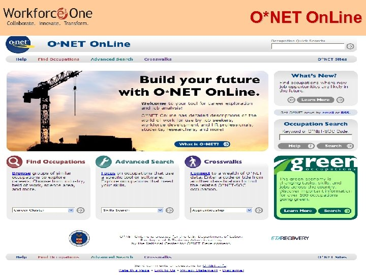 O*NET On. Line Industry Competency Models 44