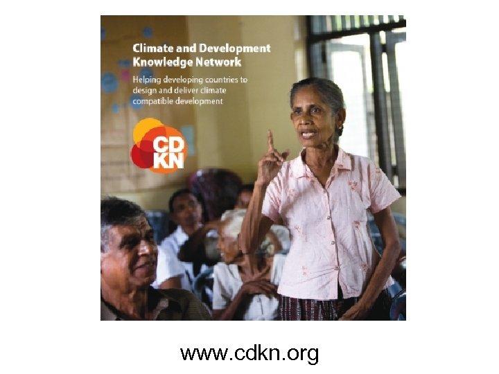 www. cdkn. org