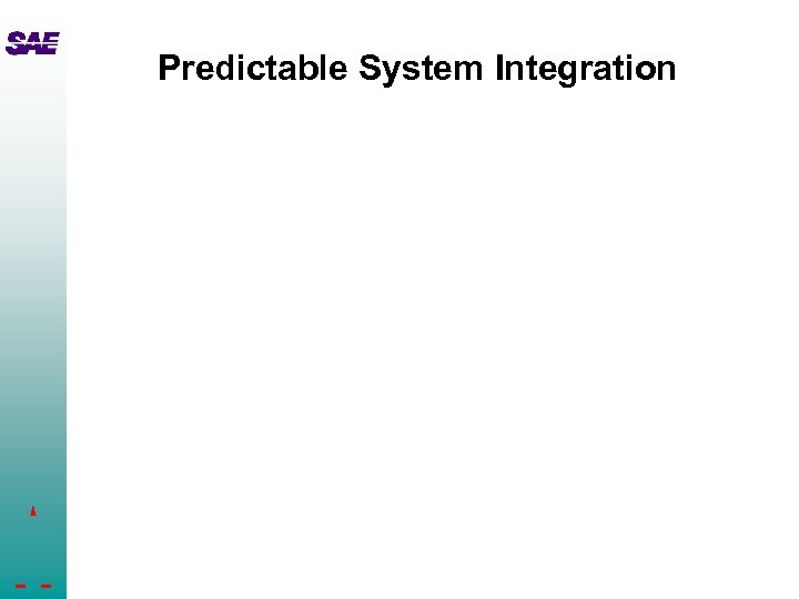 Predictable System Integration