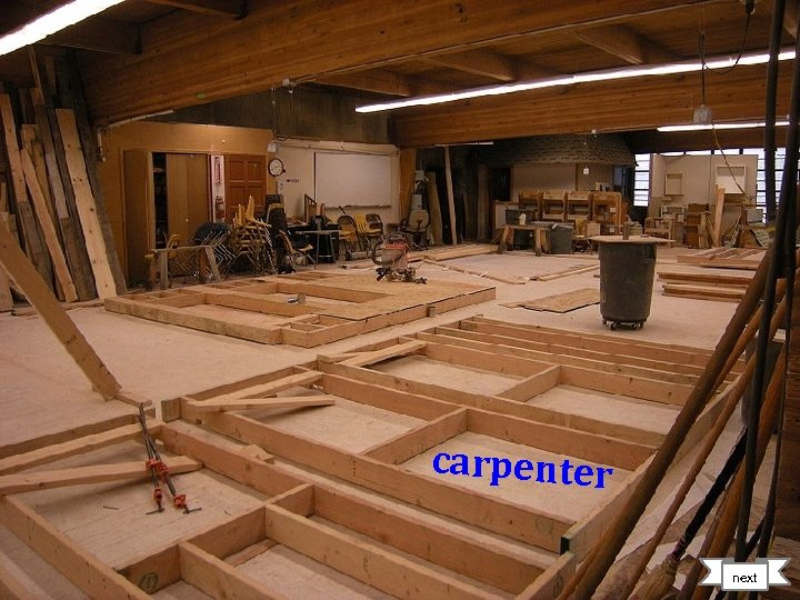 carpenter next