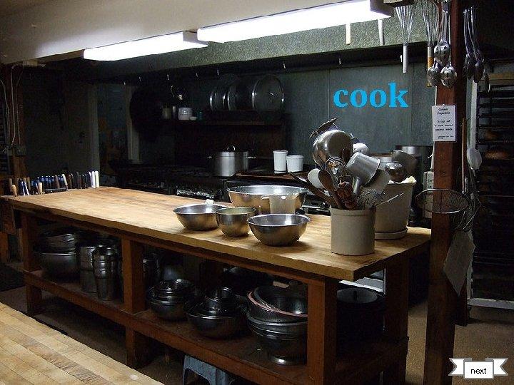 cook next