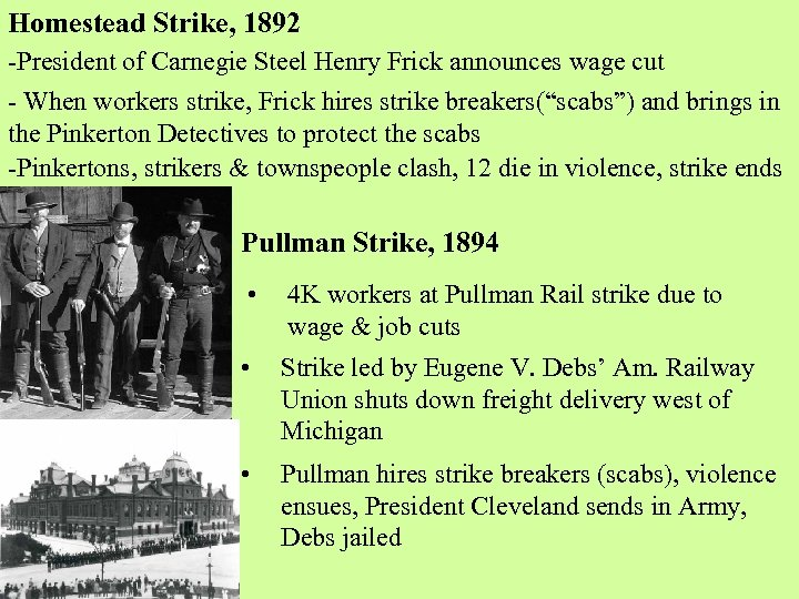 wage and railroad rockefeller Just two years later, john d rockefeller and his partners owned the only oil  in  addition, the three railroads would pay sic a drawback (someone else's'.