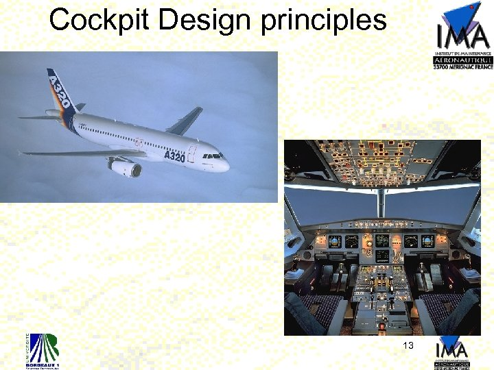 Cockpit Design principles 13