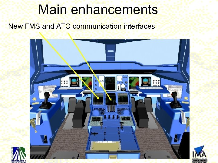 Main enhancements New FMS and ATC communication interfaces 19