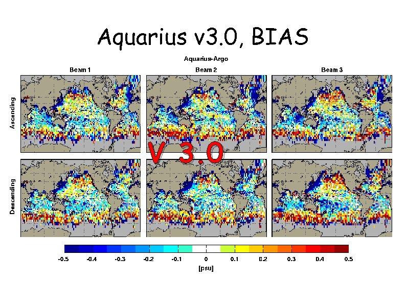 Aquarius v 3. 0, BIAS V 3. 0