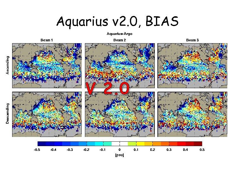 Aquarius v 2. 0, BIAS V 2. 0