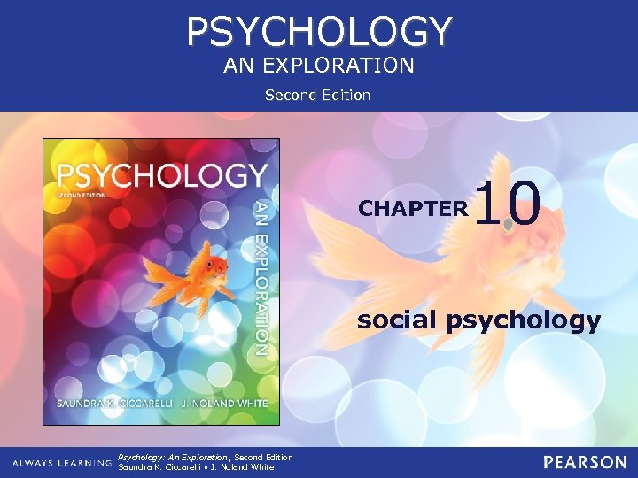 psychology ch 10 objective questions Each quiz has between five and twenty objective questions and is  ecological applications tu mar 27 ch 10 418  developmental psychology (psychology.
