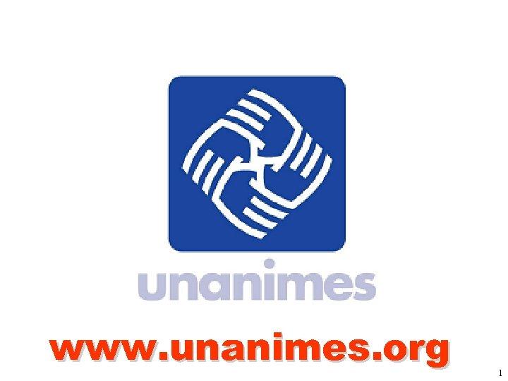 www. unanimes. org 1