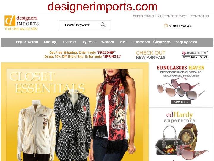 designerimports. com