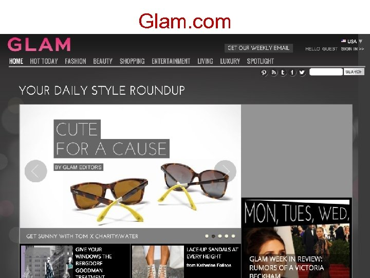 Glam. com