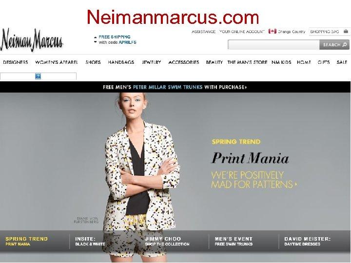 Neimanmarcus. com