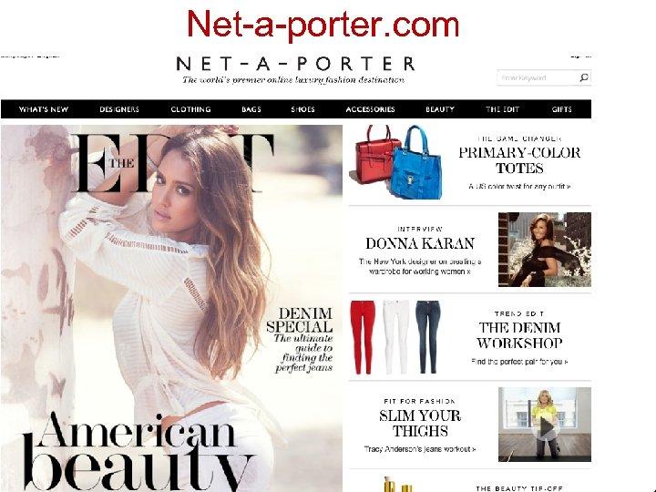 Net-a-porter. com