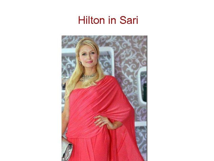 Hilton in Sari