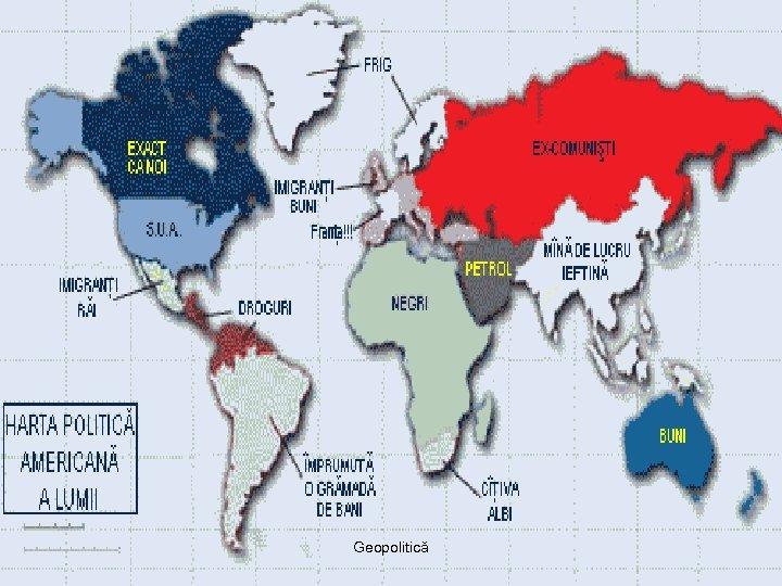 Geopolitică