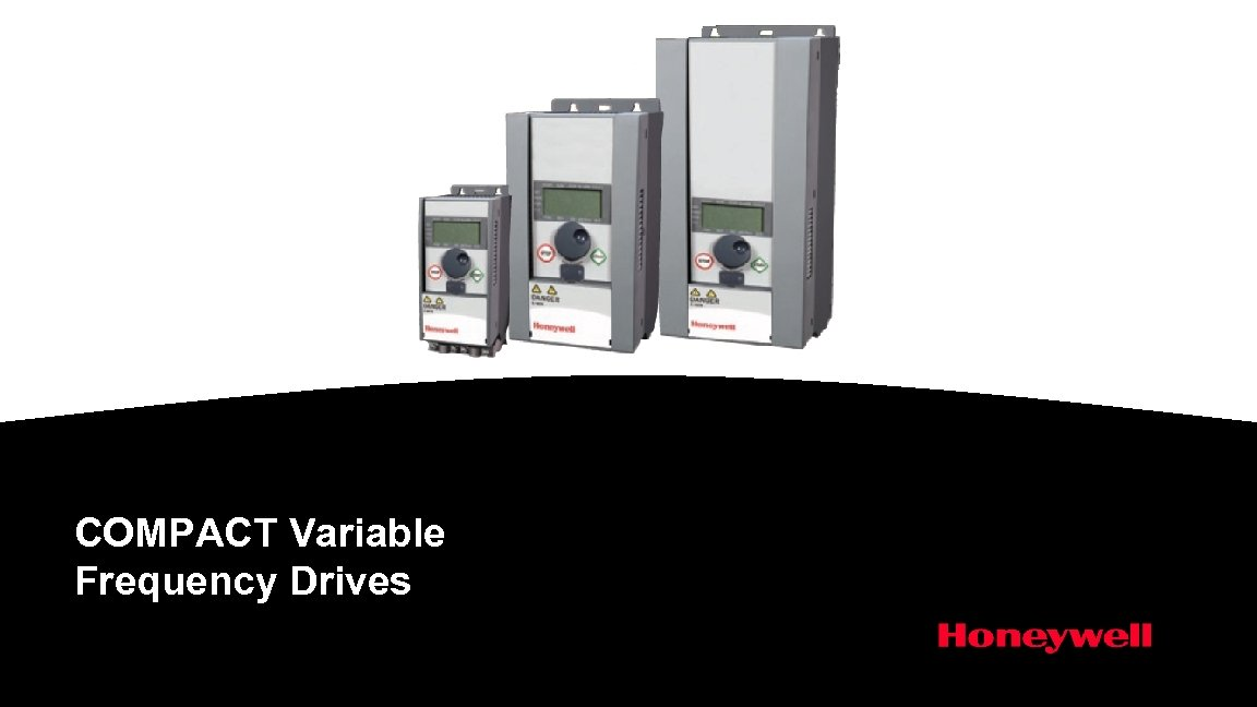 COMPACT Variable Frequency Drives