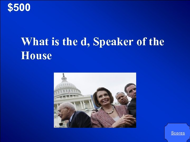 © Mark E. Damon - All Rights Reserved $500 What is the d, Speaker