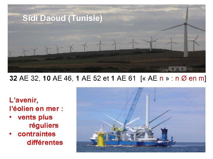 Sidi Daoud (Tunisie) 32 AE 32, 10 AE 46, 1 AE 52 et