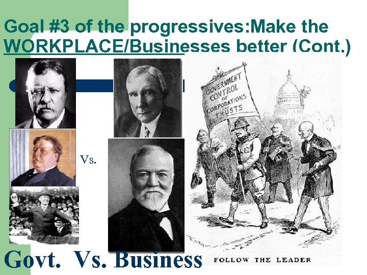 during the late 1800s and early 1900s progressive reformers The spirit of reform gained strength in the late 1800s and thrived during the early 1900s the reformers, called progressives, were confident in their ability to improve.