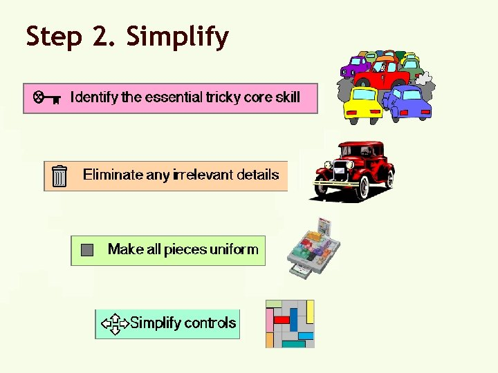 Step 2. Simplify