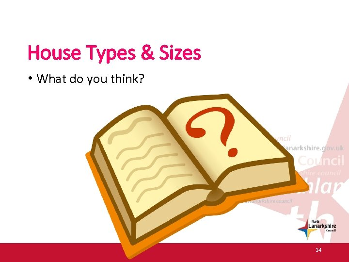 House Types & Sizes • What do you think? 14