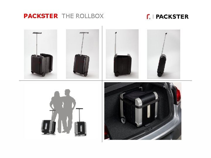 PACKSTER THE ROLLBOX