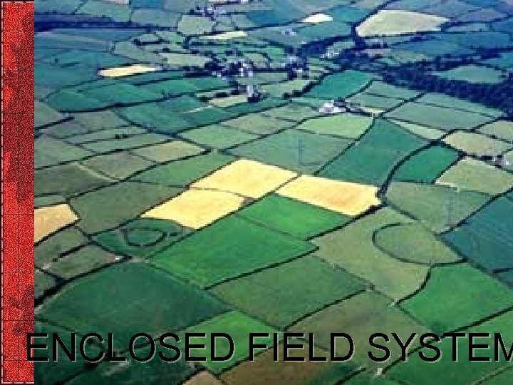 ENCLOSED FIELD SYSTEM
